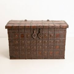 19th Century Indian Trunk