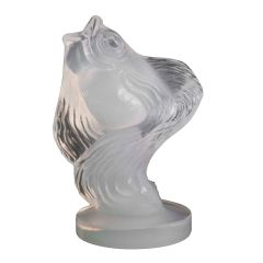French Art Deco Opalescent Glass Fish by Sabino c.1930
