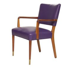 Midcentury Chair with Adjustable Leg Height c.1960
