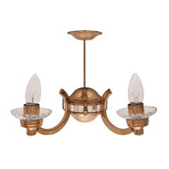 Art Deco French Wall Sconce