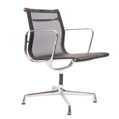 Charles Eames Office Chair in Chrome & Mesh by Vitra