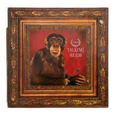 Naked by Talking Heads on Vinyl
