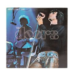 Absolutely Live by The Doors on Vinyl