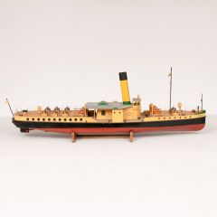 Vintage Scale Model Ferry