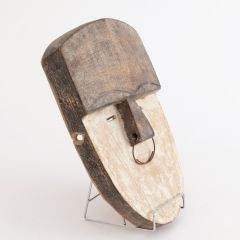 Mid 19th Century Mexican Dance Mask