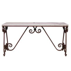 Indian Marble Console Table