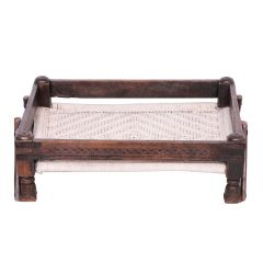 Early 20th Century Indian Tribal Cradle