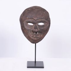 20th Century Indian Tribal Mask