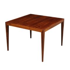 Midcentury Coffee Table by Severin Hansen for Haslev c.1960