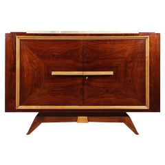 French Art Deco Rosewood Sideboard c.1930