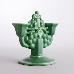 Art Deco Candleholder by John Adams for Poole c.1929