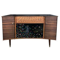 1960s Uniflex Sideboard Upcycled by Lucy Turner