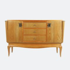 French Art Deco Cherry Sideboard