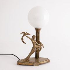 French Art Deco Table Lamp c.1930