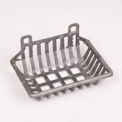 Vintage French Metal Soap Dish