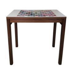 Formica Topped Scrabble Table Upcycled by Lucy Turner