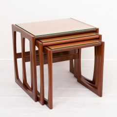 Midcentury Nest of Tables by G Plan