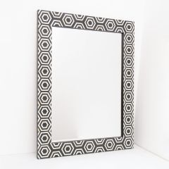 Indian Mughal Style Mirror