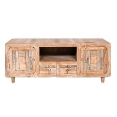 Indian Reclaimed Teak Tv Stand
