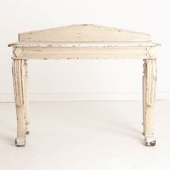 Regency Painted Console Table