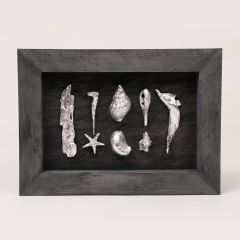 Silver Leaf Dungeness Beach Finds Assemblage Lydd Art 2021