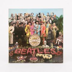 The Beatles - Sgt. Pepper's Lonely Hearts Club Band on Vinyl, UK 2nd Pressing