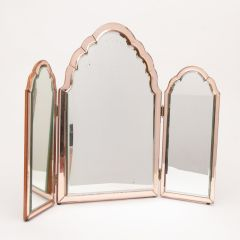Trifold Dressing Table Mirror