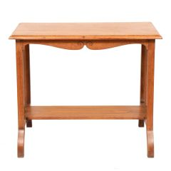 Arts & Crafts Style Side Table