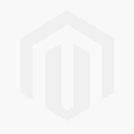 Chrome & Glass Occasional Lamp